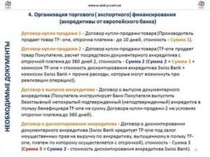 Договор купли продажи квартиры аккредитив сбербанк