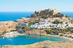 Греческие острова без визы 2021