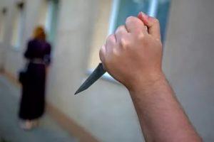 Если в школе ребенок угрожает ножом