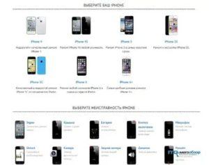 Можно ли поменять айфон если только купил на другую модель