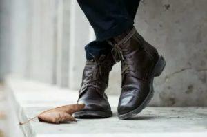 Гарантия на обувь из искусственной кожи