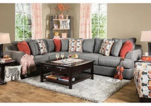 Какой подобрать цвет подушек к серому дивану