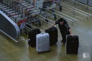 Взвешивание ручной клади в аэропорту шереметьево