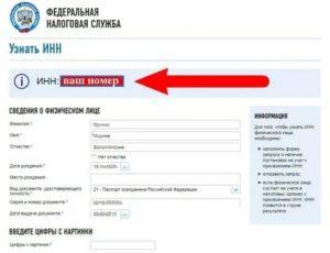 Налоговая ярославль официальный сайт найти инн