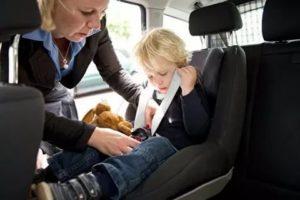 Перевозка грудных детей в автобусе
