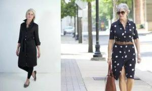Как одеваются модно в 47 лет