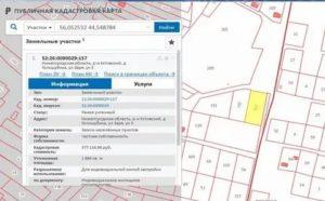 Публичная кадастровая карта александровского района