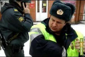 Жалоба на беспредел полиции