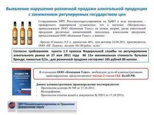 Закон рф 2021 возврат и обмен алкоголя в магазине