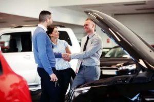 Покупка машины без возможности переоформления