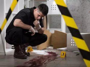 Как скрыться с места преступления