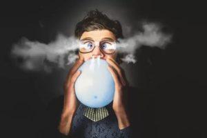 Веселящий газ в шариках вред для организма