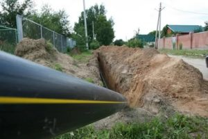 Аренда земли под газопровод